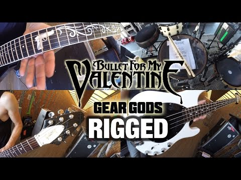 GEAR GODS RIGGED - Bullet For My Valentine
