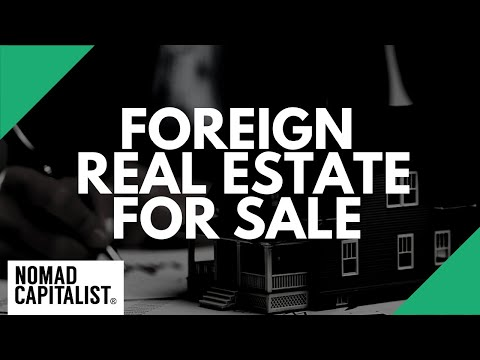 How To Find Foreign Real Estate For Sale Online