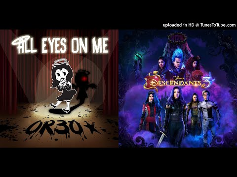 MASHUP   Sarah Jeffery Vs. OR3O - All Eyes On The Queen Of Mean   C013 Huff