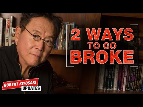 The Best Time to Prepare For a Crash - Robert Kiyosaki Updates