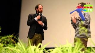 Olivier GUEZ - Rencontres du Cinéma de Gérardmer 2016