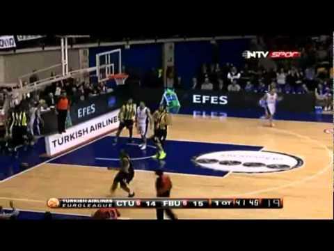 James Gist Amazing Block | Bennet Cantu Fenerbahçe
