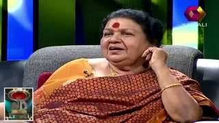 Kaviyoor Ponnamma talks about her son Mohanlal