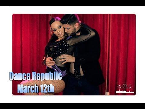 Luis Garcia & Andrea Cobos @ Dance Republic Party 12/3 (Stockholm/Sweden)
