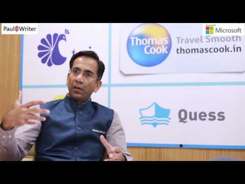 Interview with Abraham Alapatt, Chief Innovation Officer, Head Marketing & CS, Thomas Cook