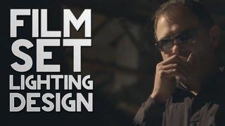 Film Scene - Lighting a Set for Maximum Shot Coverage & VFX Breakdown