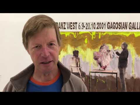 Robert Fleck About Franz West