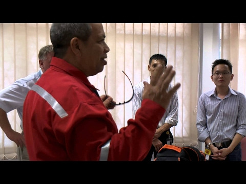 Yours to explore: working for Shell in Miri, Malaysia