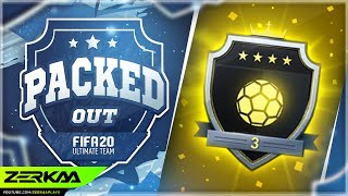 Getting ELITE In FUT Champs For The 1st Time! (Packed Out #86) (FIFA 20 Ultimate Team)