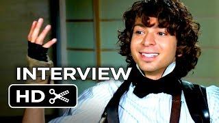 Step Up: All In Interview - Adam Sevani (2014) - Alyson Stoner, Briana Evigan Dance Movie HD
