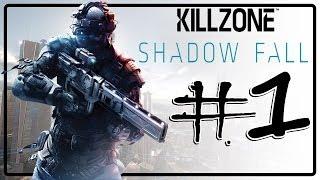 """Killzone Shadow Fall ( PS4 ) - Dublado PT BR Parte 1 """" O Pai """" [ Detonado ]"""
