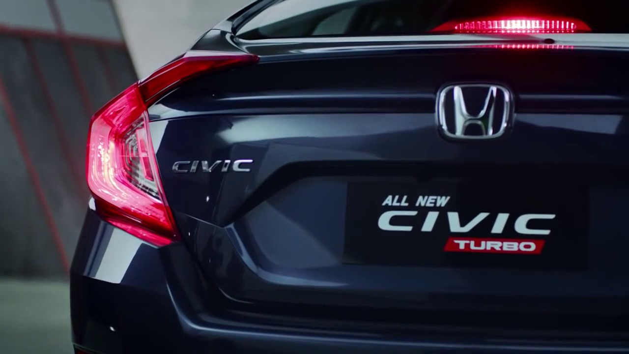 6600 All New Honda Civic 2018 Indonesia HD