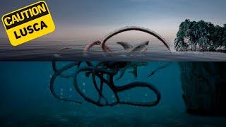 5 Cosas Espeluznantes Descubiertas en el Océano.