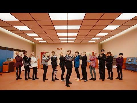 SEVENTEEN - 拍手 (CLAP) (華納official HD 高畫質官方中字版)