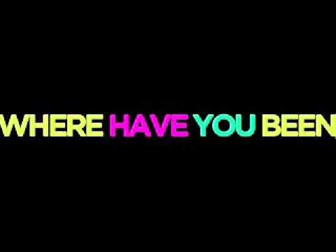 Rihanna - Where have you been /[320]Kbps HIGH QUALITY + DOWNLOAD + LYRICS