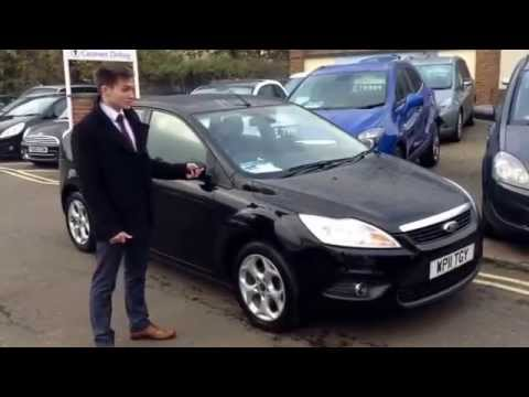 2011 11 ford focus 1 6 tdci sport 5dr youtube. Black Bedroom Furniture Sets. Home Design Ideas