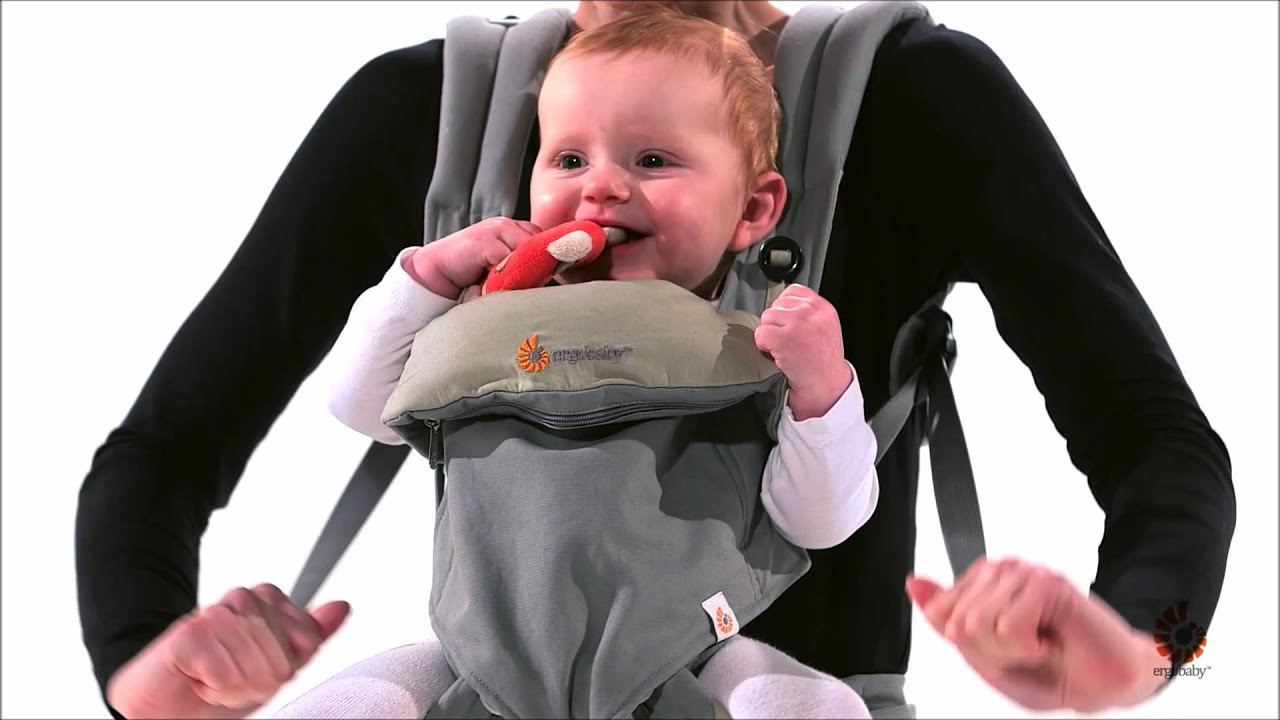 Ergobaby 360 Carrier Front Outward Carry Youtube