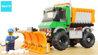 レゴ シティ 除雪車 60083 /LEGO CITY, LEGO City 60083 Snowplow Truck