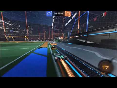 The Best Demo Goal In Rocket League HISTORY - By FIGHT ME