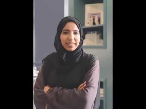 Iman Ben Chaibah on Dubai Radio إيمان بن الشيبة في إسمع ما نقرأ