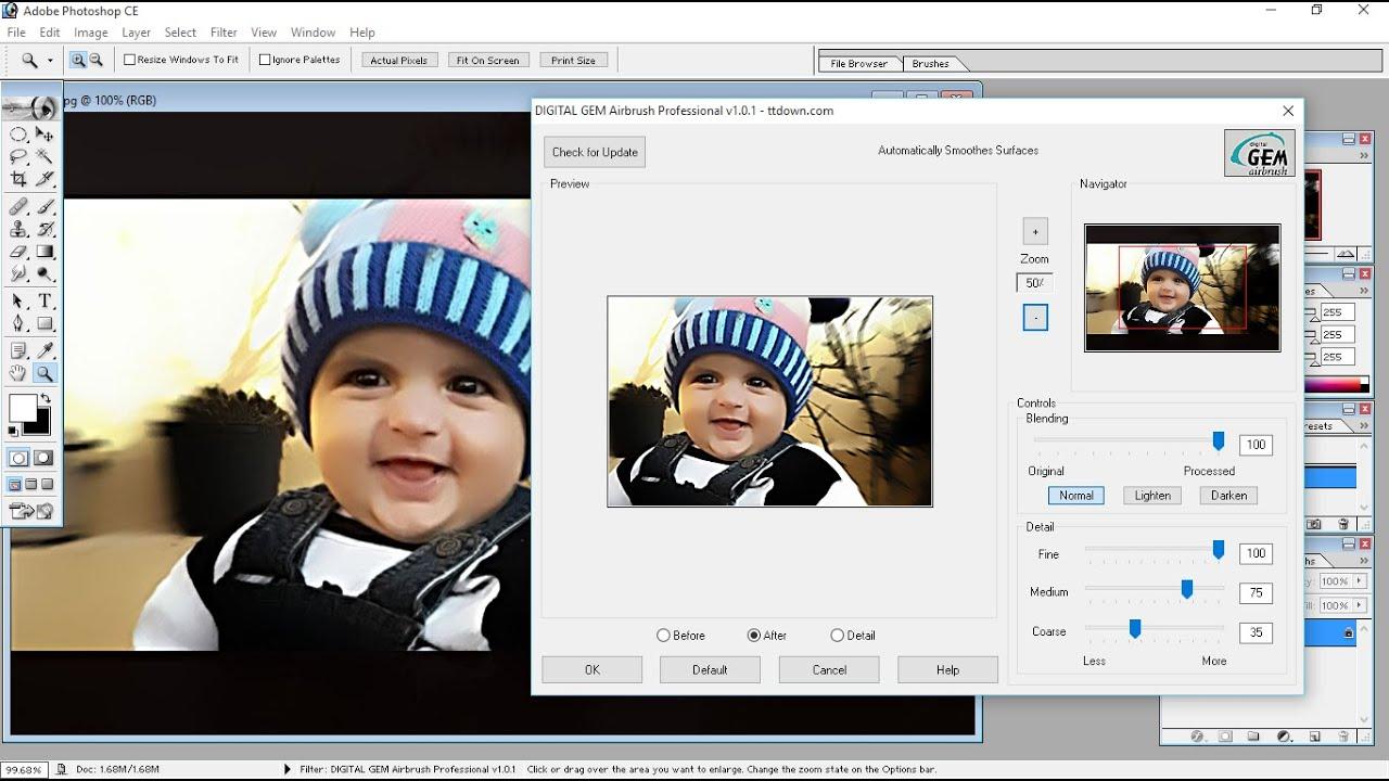4K   تحميل تثبيت تفعيل فلتر رائع فوتوشوب /photoshop filter /Kodak Digital  Pro v1 0 1