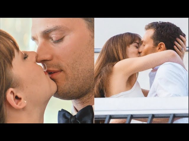 Dakota Johnson & Jamie Dornan Dating Kissing & Relationship 2019