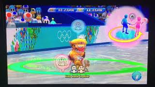 Mario & Sonic at the Sochi 2014 Olympic Winter Games Figure Skating Pairs 292