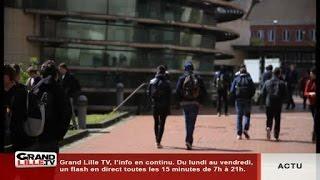 Le lycée Colbert de Tourcoing