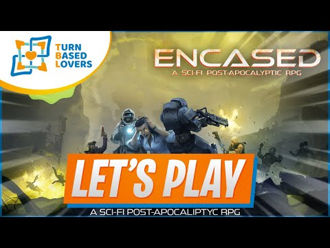Let's Play Encased RPG  Character Creation & Gameplay