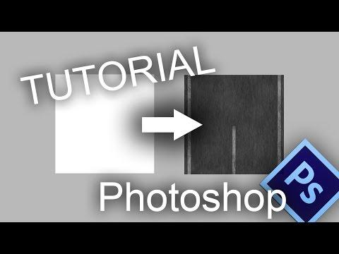 Tutorial: Asphalt Texture From Scratch In Photoshop