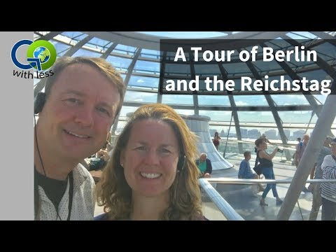 A Tour Of Berlin And The Reichstag