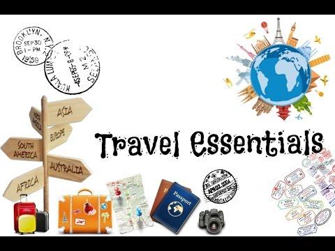 Travel Essentials (Philippines) | iheartfujita