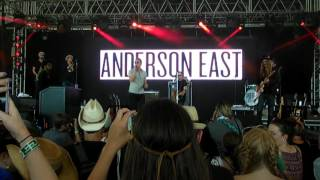 Anderson East - Find Em Fool Em and Forget Em - Bonnaroo 2016