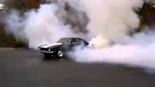 Ford Mustan Shelby 1957! Жжет резину!(, 2013-05-23T18:46:34.000Z)