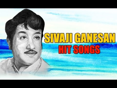 Sivaji Ganesan Evergreen Hit  Songs - Jukebox