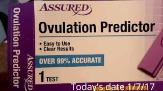 Ovulation predictor kit - test | Tiffiney Lamar