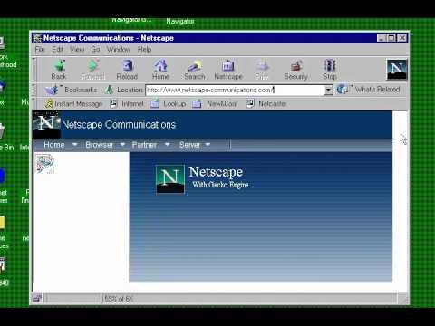 Netscape Communicator 4.08