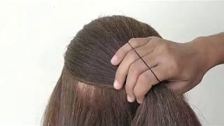 Simple Hairstyle For Everyday Use