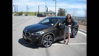 "2018 BMW X2 Xdrive28i / M Sport X Package / 20"" wheels / BMW Review"