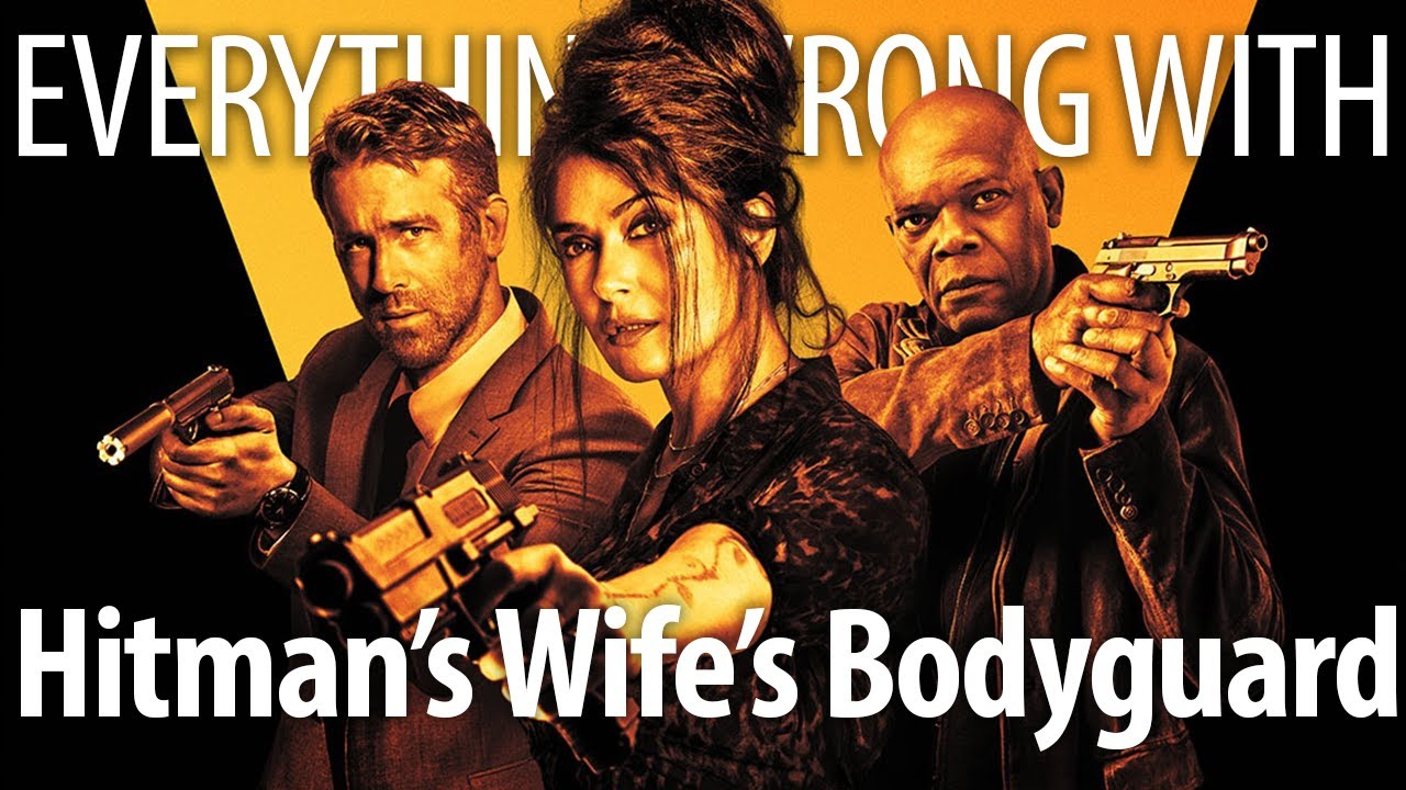 Download Everything Wrong With Hitman's Wife's Bodyguard In 15 Minutes Or Less