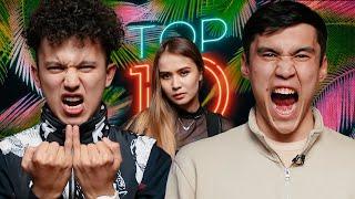 TOP 10 | NNN, BAHA PUPER