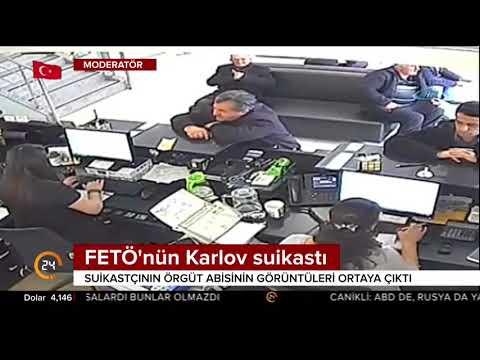 arlov suikastının tetikçisi Mevlüt Altıntaş'ın örgüt içindeki abisinin görüntüleri