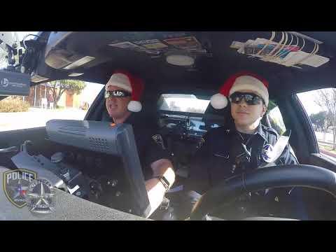 Bringing the Christmas Cheer