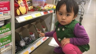 Baby Doing Grocery Shopping at Supermarket | The Surprise For Kids