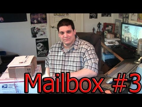 DavetheUsher's Mailbox Opening: Number 3