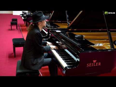 Nagrania dla muzykuj.com – Seiler Grand Piano – musikmesse 2018 gra: Kamil Barański www.muzykuj.com
