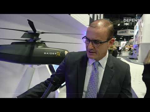 Sikorsky Raider-X aircraft