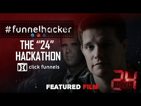"""The """"24 Hour"""" Funnel Hack-A-Thon. Funnel Hacker TV Feature Films - Episode 3"""