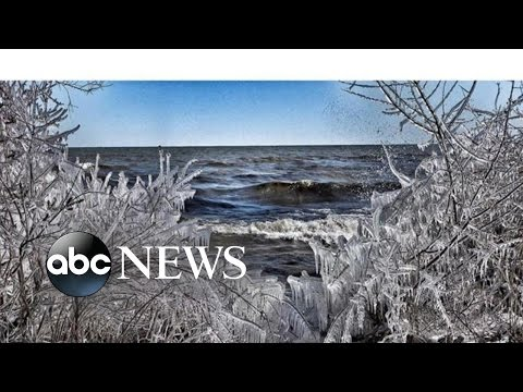 Record Low Temperatures From Baltimore to New Hampshire