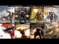 Miről szólnak a God Of War játékok?
